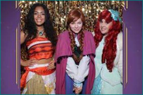 Fairy Tale Ball- Royal Court