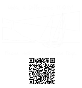 Sailboat Lighthouse QR Code