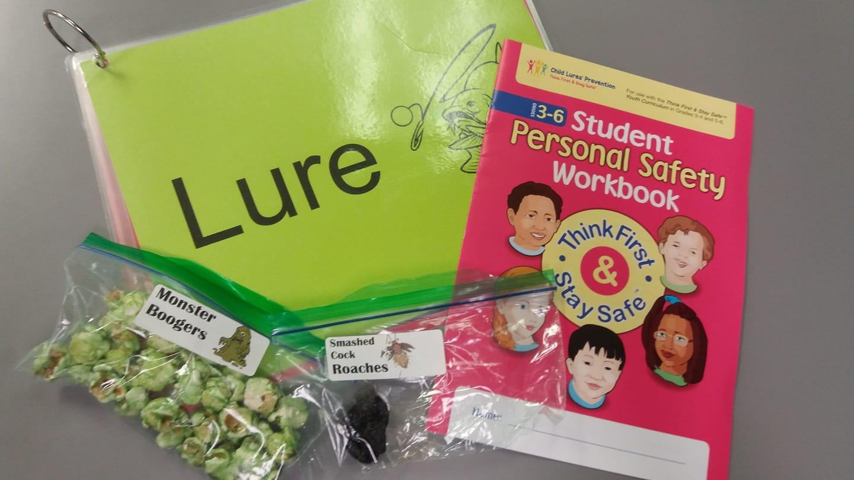 LURE School Materials