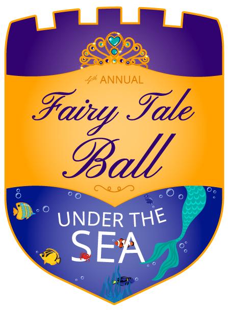 Fairy Tale Ball Under the Sea Logo for 2021